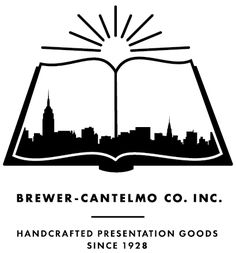 Brewer-Cantelmo - Raw leather book