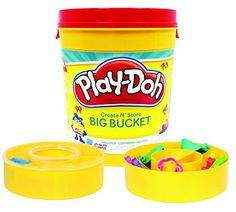 Play Doh Create N Store Big Bucket * Check out the image by visiting the link.