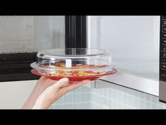 Microwave to stove to oven, this lid has it covered.
