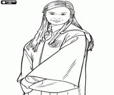 ginny potter colouring pages coloring in 2019 harry