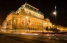 Theaters in Prague Czech Republic - Prague