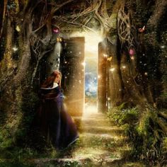 Дверь в Магическую Жизнь - Almine in Russia - Almine