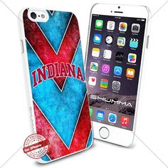 "NCAA Indiana Hoosiers iPhone 6 4.7"" Case Cover Protector for iPhone 6 TPU Rubber Case White SHUMMA http://www.amazon.com/dp/B0175EPCA6/ref=cm_sw_r_pi_dp_EtNRwb0DC0584"