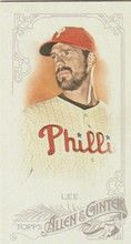 2015 Topps Allen & Ginter Mini A&G Back #278 Cliff Lee - Philadelphia Phillies