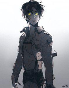 Eren Eger • Attack on titan • Shingeki no kyojin