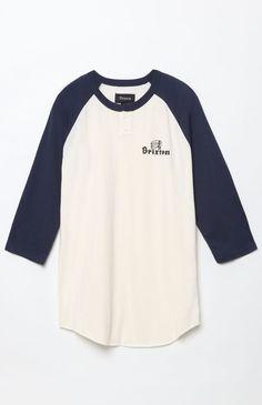 2978dead7c5db Tanka Sleeve Henley T-Shirt