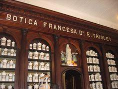 A Museum/Old Pharmacy in Matanzas, Cuba