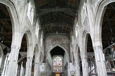 St Thomas (Becket) Church, Salisbury