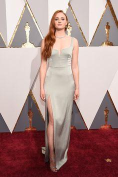 As fendas exuberantes que roubam a cena no Oscar