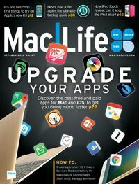MacILife is the ultimate hands-on guide to anything and everything Macintosh. In fact, it is the only magazine for Mac enthusiasts written by Mac enthusiasts. Technology Magazines, Apps, Apple New, Clean Design, Ipod Touch, Good Books, October, Iphone, Digital