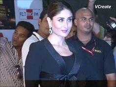 kareena kapoor spotted at big star entertainement awards.
