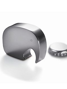 Georg Jensen Elephant Bottle Opener - No Color