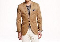 Ludlow Sportcoat in Italian Cotton | Dappered.com