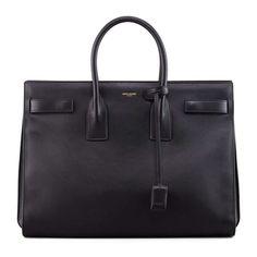 Classic Sac De Jour Leather Tote Bag Saint Laurent Totes Claire Underwood
