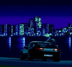 neondreams83:  Night Drive