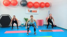 jednoduchy-drep-a-drep-s-vyskokom Gym Equipment, Exercise, Fitness, Sports, Ejercicio, Excercise, Sport, Tone It Up, Work Outs