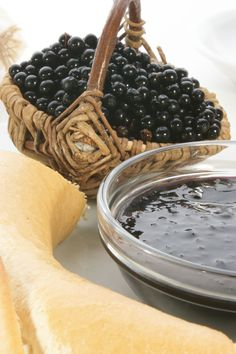 Tart, fresh apples and a touch of cinnamon complement each other perfectly in this Spiced Elderberry Jelly recipe.