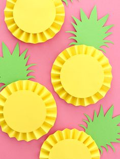 PINEAPPLE ROSETTES WITH FREE CUT FILE | HOME :: White House Crafts
