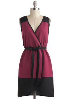 Blackberry Season Dress, #ModCloth