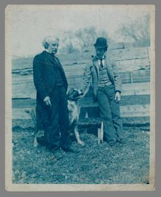 Charles Prendergast & Maurice Prendergast Sr. ca.   1898-1900 at Williams College Museum of Art, Prendergast Archive and Study Center.