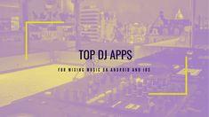 7 Best DJ Mixer App images in 2012   Dj mixer app, Awesome