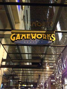 GameWorks in Seattle, WA