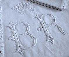 exquisite monogram