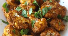 Image result for tandoori cauliflower florets with almond butter
