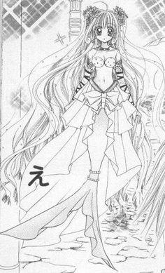 Why did Lucia Nanami wore mermaid dresses in the Pichi pichi pitch ...