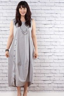 Shop great collection of Made In Italy Button Detail Dress available colors in Dusty Pink, Silver Grey, White for women at Belle Love Clothing. Love Clothing, Dusty Pink, Summer Collection, Take That, Online Mobile, Italy, Buttons, Shirt Dress, Store Online