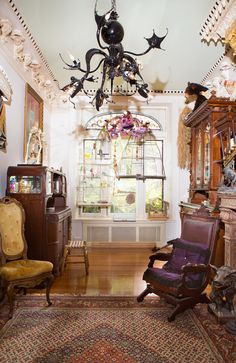 Adam's DIY Ode To Ornamentalism in Philadelphia