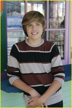 Had the biggest crush on him for most of my childhood. so CUTE! :)