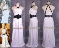 Game of Thrones Daenerys Targaryen Prom Dress Film and Television | eBay