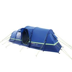 Introducing the Berghaus Air 6 - it pitches in minutes and deflates in seconds. #Camping