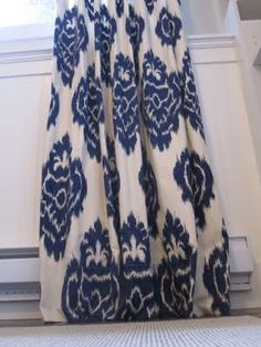curtain fabric!