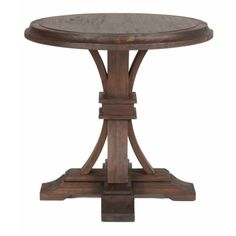 Traditions Devon End Table | Wayfair