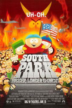 South Park: Nagyobb, hosszabb és vágatlan (1999) South Park: Bigger, Longer and Uncut