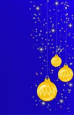 Blue and gold and holiday spirit #blue #gold