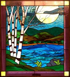 japanese stained glass | Deluge Design Stained Glass & Gifts