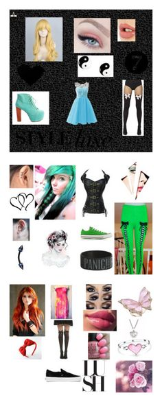 """""""power puff girls bubble buttercup and blossom"""" by angel-oasis on Polyvore"""