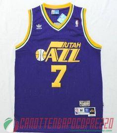 canotte nba poco prezzo Utah Jazz MARAVICH   7 porpora Los Angeles  Clippers d0e8138cb61b