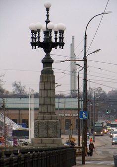Stone Bridge in Riga, Latvia