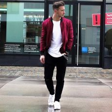 99 Adorable Style Guide Mens Fashion Ideas This Summer Stylish Mens Outfits, Classy Outfits, Casual Outfits, Men Casual, Casual Wear, Mode Outfits, Fashion Outfits, Fashion Ideas, Mens Clothing Styles