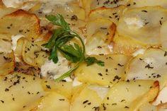 The Red Tomato Pizza Pasta Wine Bar Toronto - White • Potato - Yukon Gold Potato, Caramelized Onions & Fennel, Grana Padano, Fresh Mozzarella