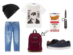 #2 by fusion9 on Polyvore featuring Moschino, Junya Watanabe, MANGO, JanSport, Vans and Burton