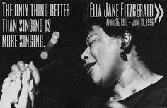#EllaFitzgerald #Jazz
