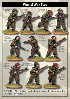 British Airborne Section I
