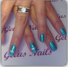 Natural nails with CND shellac ❤️