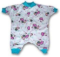Preemie Sleeper free sewing pattern