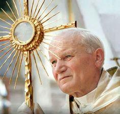 Pray for us St. John Paul II